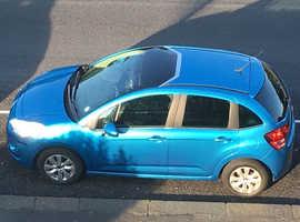 Citroen C3, 2011 (11) Blue Hatchback reducefk, Manual Diesel, 47,400 miles