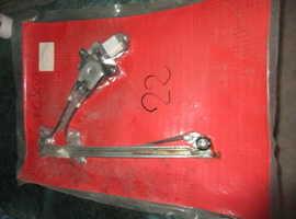 Front door lift window mechanism Audi 100 year 1992
