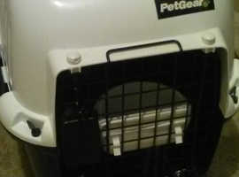 Pet carrier As new