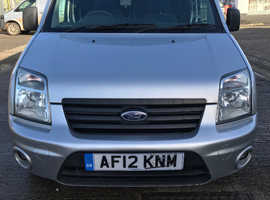 2012 Ford Transit Connect Trend T220