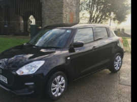 Suzuki Swift, 2017 (17) Black Hatchback, Manual Petrol, 7,138 miles
