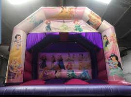 Bouncy Castle & Disco Equipment Hire Staffordshire