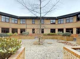 Fantastically located flexible office space surrounding a lovely courtyard area