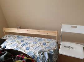 Two double bed with mattress for sale