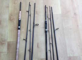 New travel rods