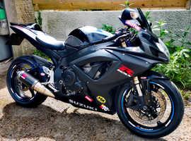 2007 suzuki gsxr 600