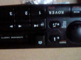 Rover R770 Radio Cassette Player