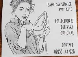 Ironing service in bangor northern ireland just £10