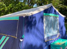 Trailer tent (STUNNING EXAMPLE)