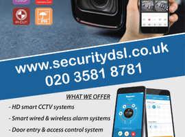 Smart CCTV System Installation