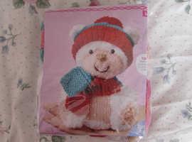 knitting kits new and unused