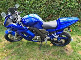 Suzuki sv650s k5