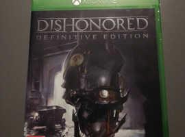 Xbox one Dishonored