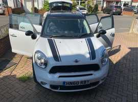 Mini MINI COUNTRYMAN, 2010 (10), Manual Petrol, 58,080 miles