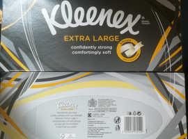 Do you buy Kleenex Extra Large Size Tissues?