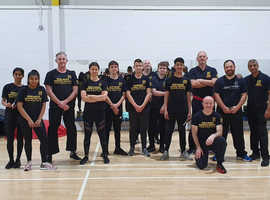 Learn Krav Maga Self Defence with KMDT. FREE trial class. Adults, teenagers and kids classes.