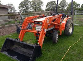 Kubota Paddock tractor for sale