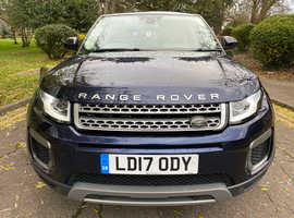 Land Rover Range Rover Evoque, 2017, Manual Diesel, 40,000 miles, FREE DELIVERY