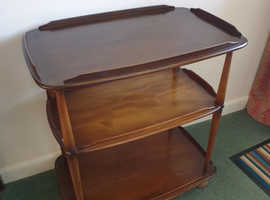 Antique ercol drinks trolley