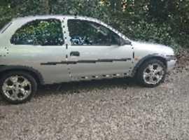 Vauxhall Corsa, 1998 (S), Manual Petrol, 116,928 miles