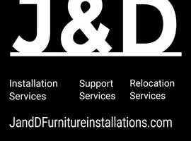 JandDFurnitureInstallations.com