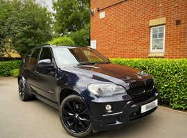 "2010 10 REG BMW X5 E70 3.0 35d M Sport xDrive Auto 5dr "" 7 SEATER "" 4X4 "" HPI CLEAR """