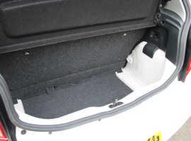 Seat Mii, AC, 2012 (62) White Hatchback, Manual Petrol, 86,113 miles