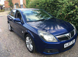 Vauxhall Vectra,1.8 SRi Hatchback,LOW MILES 60,000 miles WITH PART SERVICE HISTORY