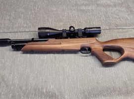 Weihrauch HW100 KT .22 PCP Air Rifle