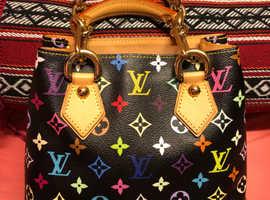 Louis Vuitton Multicolor Audra Bag for Sale