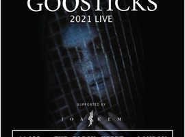 Godsticks + Joakem - Live at The Black Heart - September 11th 2021
