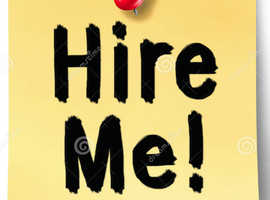 Looking for work in and around Mansfield NG18