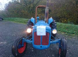 Vintage Fordson Dexta