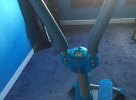 Home exercise stepper fitness equipment