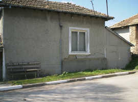 HOUSE IN BULGARIA NEEDS RENOVATION GOOD PROJECT WITH THIRD ACRE LAND