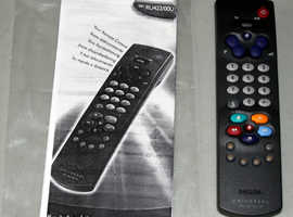 Universal Remote Control by Philips