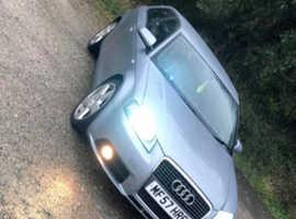 Audi A3, 2007 (57) Silver Hatchback, Manual Diesel, 110,000 miles