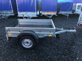 BRAND NEW 2020 MODEL 5X4 FLAT TRAILER