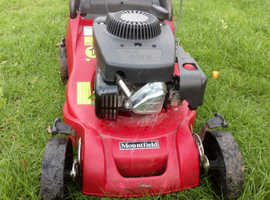 Mountfeild b&s petrol push mower