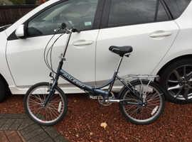 Raleigh Foldaway Bike
