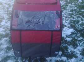 Pet buggy/trailer