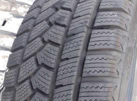 215/55/16 winter tyres