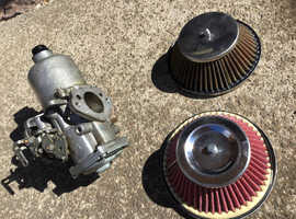 SU H1F38 carburettor