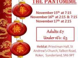 Mulan The Pantomime