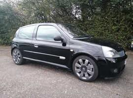 RENAULT CLIO 182 SPORT px rs vrs vxr wrx gti gt turbo classic 4x4 coupe sport