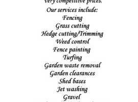 D & J Gardening Services