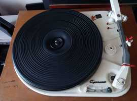 1950S/60S Collectable garrard 4hf turntable  for restoration