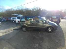 Automatic 15000 miles Citroen Berlingo WAV XTR Blaze for sale free UK onshore delivery
