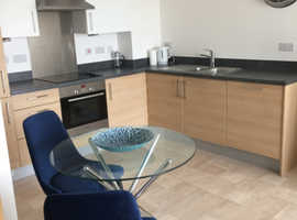 Spacious & Modern, 1 Bedroom Apartment, Penarth