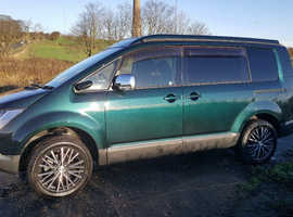 MITSUBISHI DELICA D5 4WD by Wellhouse, 2.4, Gearbox: Automatic, new model available soon.